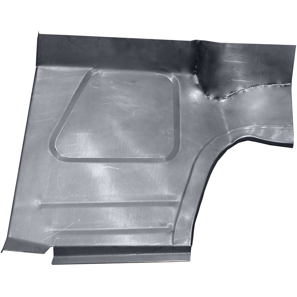 1940-1947 Ford Pickup F-100 Front Toe Board Section LH - Classic 2 Current Fabrication
