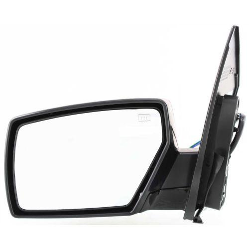 2007-2009 Nissan Quest Mirror LH,Housing,Power,Heated,Manual Folding