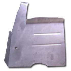 1937-1940 Chevy (Coupe Only) Rear Floor Pan, LH - Classic 2 Current Fabrication