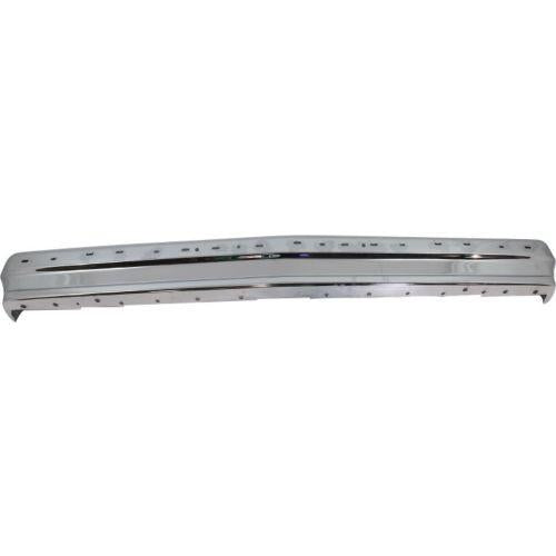 1980-1990 Chevy Caprice Rear Bumper,w/Molding & Impact Cushion Hole