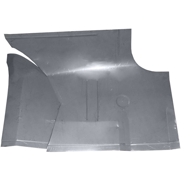 1963-1965 Buick Riviera Floor Pan Under The Rear Seat, LH