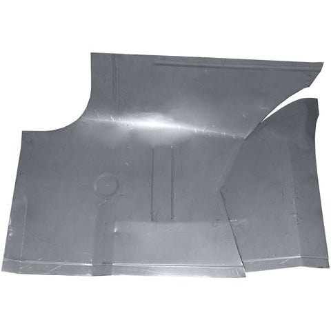 1963-1965 Buick Riviera Floor Pan Under The Rear Seat, RH