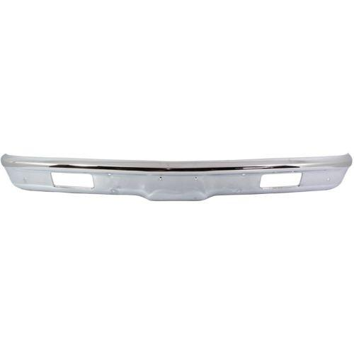 1971-1972 CHEVY SUBURBAN FRONT BUMPER CHROME