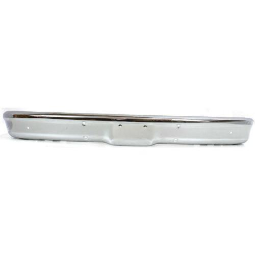 1969-1970 Chevy Blazer Front Bumper, Chrome