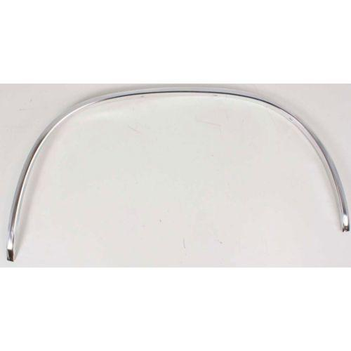 1983-1991 GMC S15 Jimmy Front Wheel Opening Molding RH, Chrome