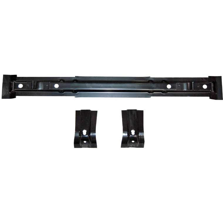 1968 - 1970 Dodge Charger B-Body Trunk Floor Braces (3pc Set)