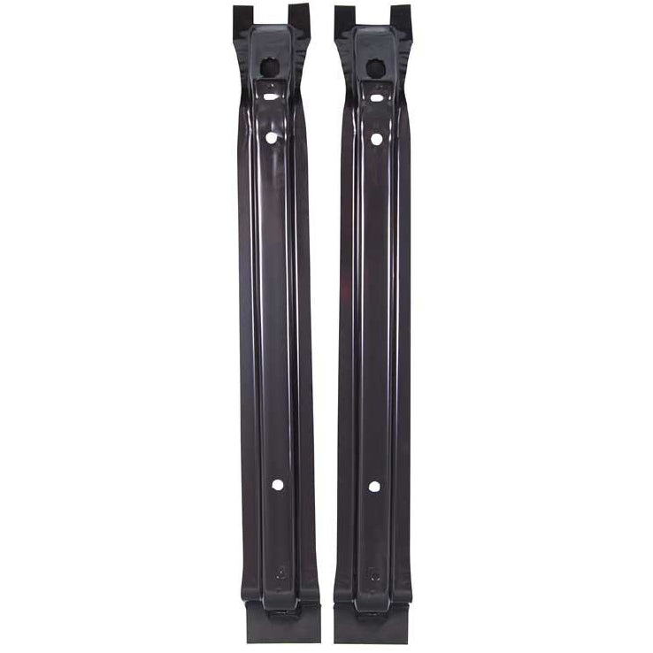 1970 - 1974 Dodge Challenger E-Body Trunk Floor Braces (2pc Set)