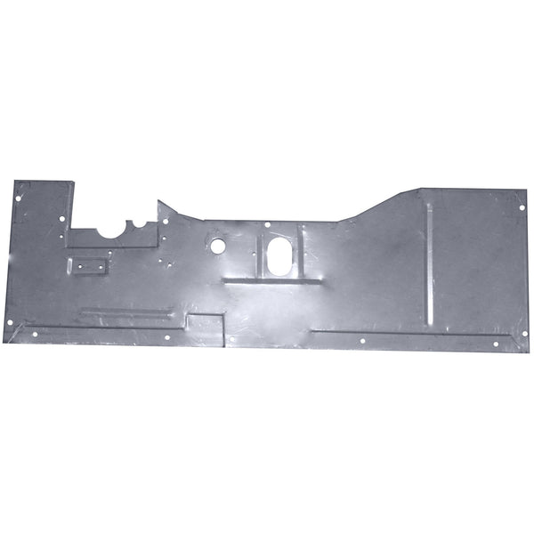 1941-1946 Chevy Pickup Front Toe Board - Classic 2 Current Fabrication