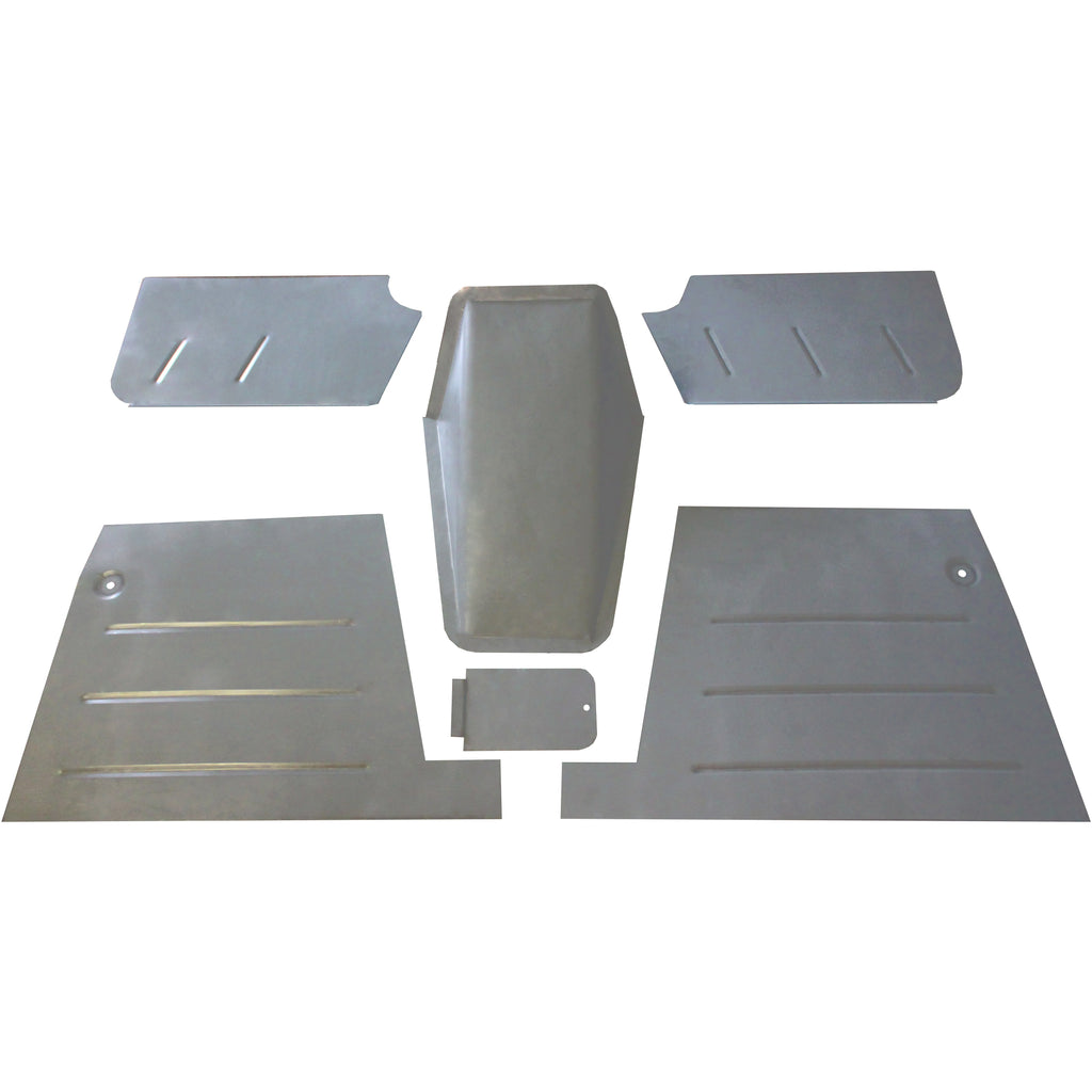 1947-1954 Chevy 1st Series Pickup Floor Pan Kit W/Trans Cover