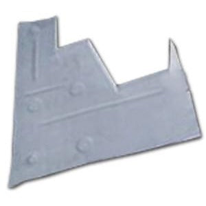 1951-1952 Packard 200 Deluxe Touring Sedan Rear Floor Pan, LH