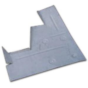 1952 Packard 250 Convertible Coupe Rear Floor Pan, RH