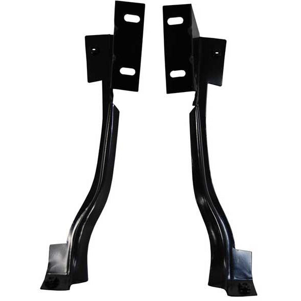 1970 - 1970 Plymouth Barracuda Rear Valance Brackets (Sold as a Pair)