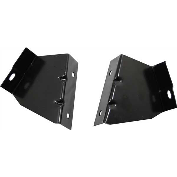 1971 - 1974 Plymouth Barracuda Rear Valance Brackets (Sold as a Pair)