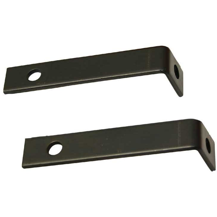 1967 - 1968 Chevy Camaro Standard Rear Bumper Guards Brackets
