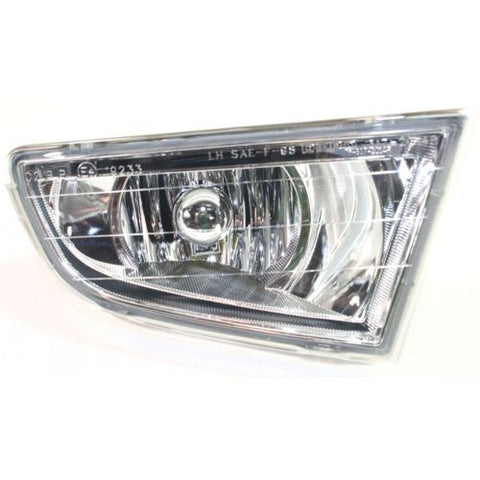 2001-2003  Acura MDX Fog Lamp RH, Assembly - Capa