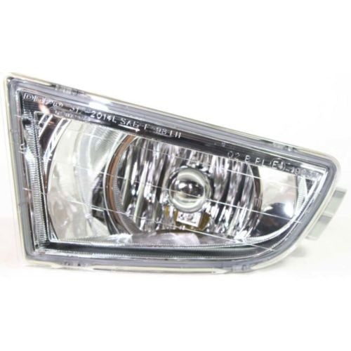 2001-2003  Acura MDX Fog Lamp LH, Assembly