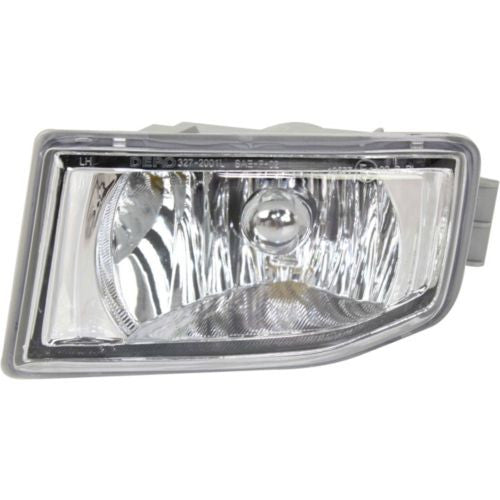 2004-2006 Acura MDX Fog Lamp LH, Assembly