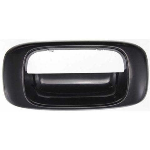 1999-2007 Chevy Silverado Tailgate Handle Bezel,Outside,Old Body