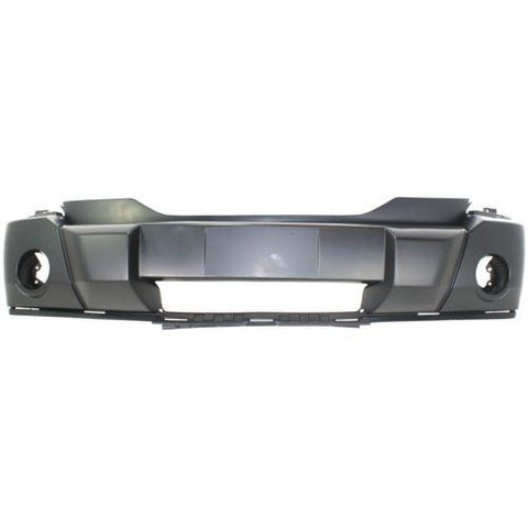 2007-2011 Dodge Nitro Front Bumper Cover,Primed,w/Fog Lamp Hole - Capa