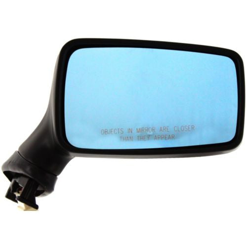 1988-1992 Audi 80 Mirror RH,Power,Heated,Manual Folding,Paint To Match