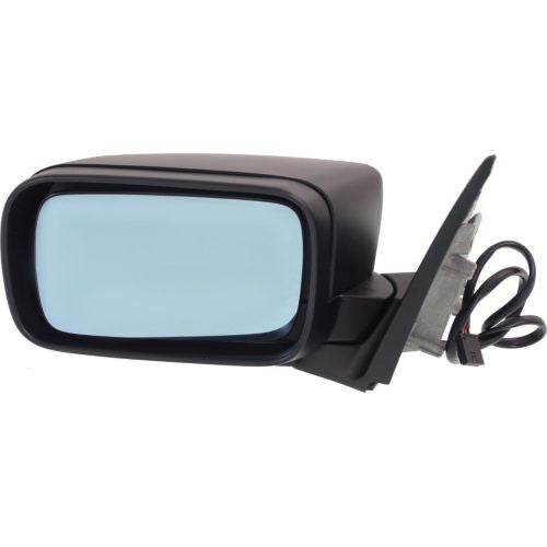 1999-2006 BMW 3 Series Mirror LH, Power, Non-heated, Manual Folding