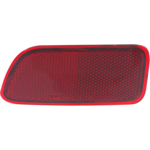 2002-2009 Chevy Trailblazer Rear Bumper Reflector LH