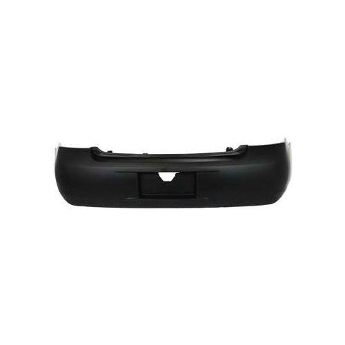 2006-2011 Chevy Impala Rear Bumper Cover, w/o Exhaust Hole, LS/LT/50th Anniv. (CAPA)