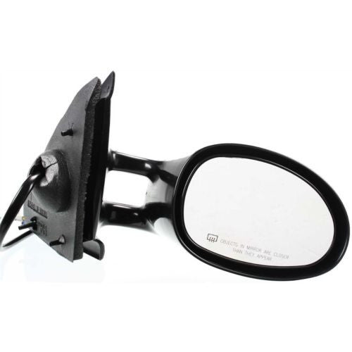 1995-2000 Dodge Stratus Mirror RH,Power,Heated,Non-fold,Paint To Match