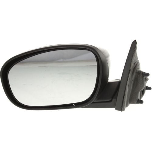 2005-2008 Dodge Magnum Mirror LH,Power,Heated,Manual Fold,Paint To Match
