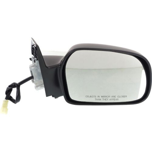 1999-2004 Geo Tracker Mirror RH,Power,Non-heated,Non-fold,Paint To Match