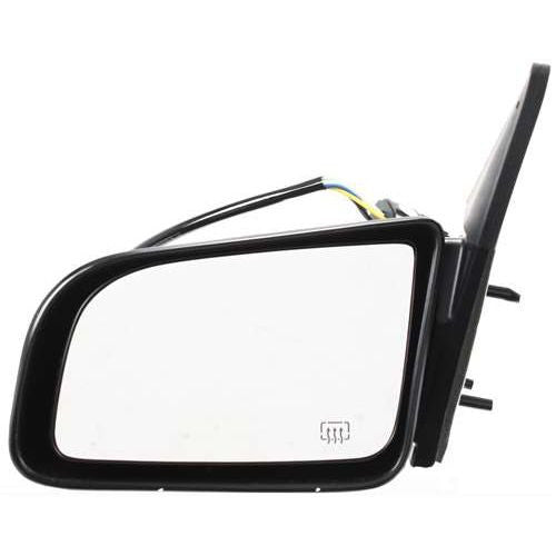 1989-1995 Dodge Spirit Mirror LH,Power,Heated,Non-fold,Paint To Match