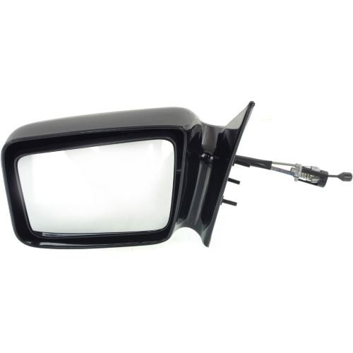 1987-1996 Dodge Dakota Mirror LH,Manual Remote,Non-heated,Non-folding