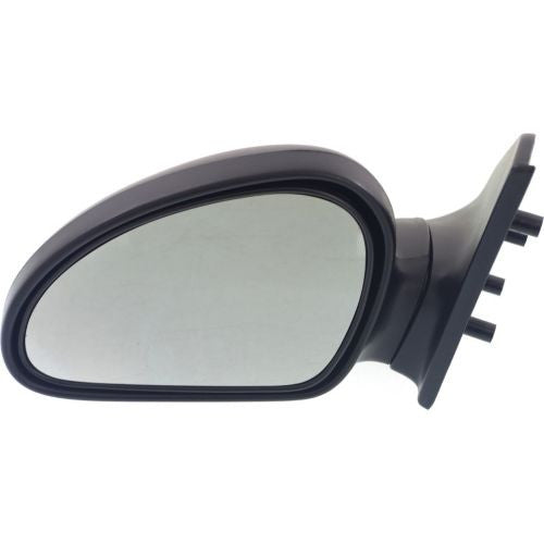 1997-2002 Ford Escort Mirror LH,Manual,Non-heated,Non-folding,Textured