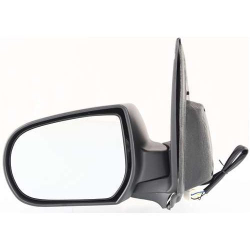 2003-2007 Ford Escape Mirror LH,Power,Heated,Manual Fold,Textured