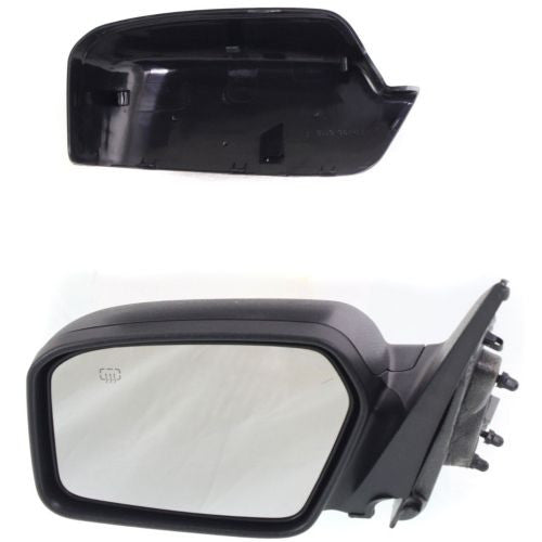2006-2012 Ford Fusion Mirror LH,Power,Heated,Non-fold,Paint To Match
