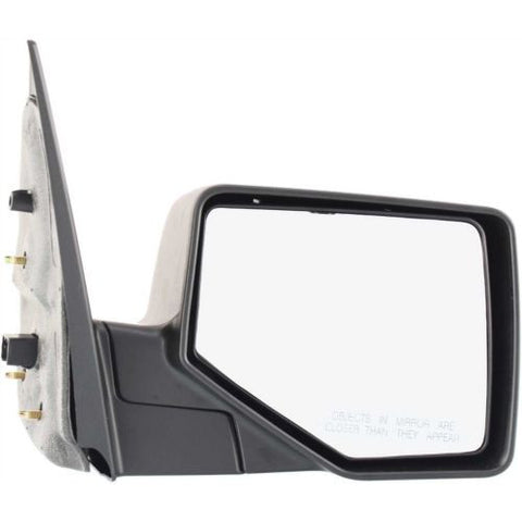 2006-2010 Ford Explorer Mirror RH,Manual,Non-heated,Manual Fold/