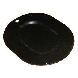 1961-1977 Chevy El Camino Floor Pan Drain Plug Cover, Steel