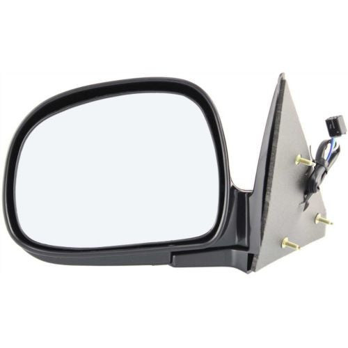 1998-2005 Chevy Blazer Mirror LH,Power,Non-heated,Manual Folding