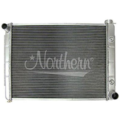 1967-1968 Plymouth Valiant RADIATOR;ALUMINUM;FOR VARIOUS w/SMALL BLOCK