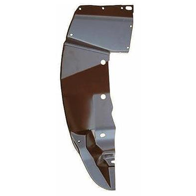 1968 Dodge Coronet REAR FENDER SPLASH SHIELD LH