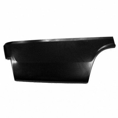 1970-1976 Plymouth Duster QUARTER PANEL LOWER; RH; 16.5in X 45in