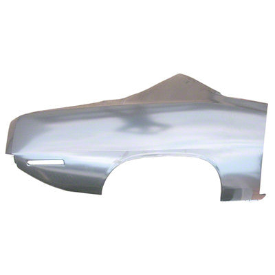1970-1971 Plymouth Barracuda QUARTER PANEL RH HARDTOP OE-STYLE