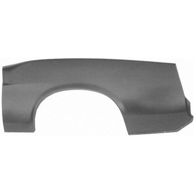 1969-1970 Ford Mustang QUARTER PANEL SKIN LH FASTBACK