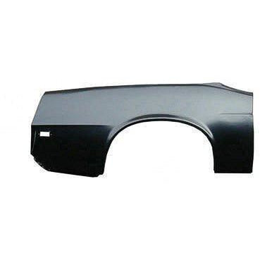 1970 Ford Mustang QUARTER PANEL SKIN PIECE RH HT/CONVT 24in X 61inLONG