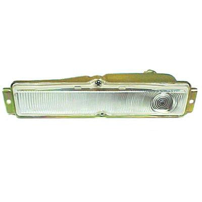 1962-1962 Chevy Nova PASSENGER SIDE CLEAR PARK LIGHT ASSEMBLY
