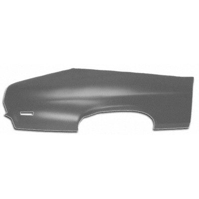 1970-1972 Chevy Nova QUARTER PANEL SKIN PIECE RH 26in HIGH X 76in LONG
