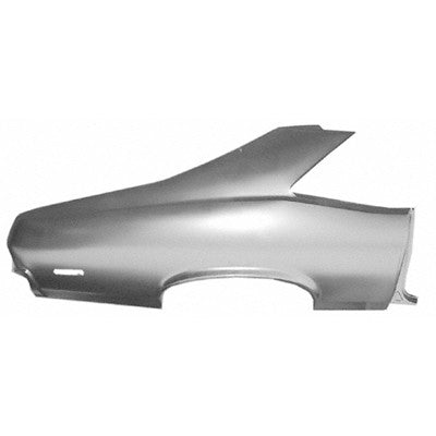 1970-1972 Chevy Nova QUARTER PANEL RH 2DR COUPE OE-STYLE