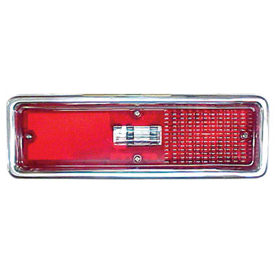 1970-1971 Chevy Nova PASSENGER SIDE TAIL LIGHT ASSEMBLY