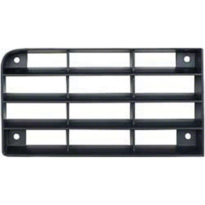 1982-1984 Chevy Camaro PASSENGER SIDE GRILLE; BLACK Z28