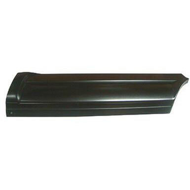 1964-1965 Chevy Chevelle QUARTER PANEL RR LOWER RH 7 3/4in X 29 1/2in LONG